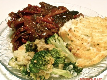 pot roast pot broc