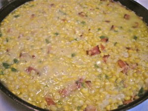 Creamy Fried Corn