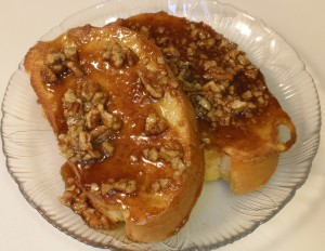 Praline French Toast – New Orleans Style