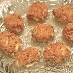 A Simple Cheese Bites Appetizer