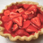 Grapefruit Pie or Strawberry Banana Pie — Your Choice!