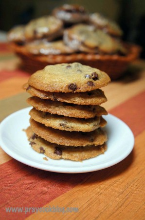 The Sweet and Salty Chocolate Chip Cookie