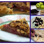 Apple-Blackberry Crostata