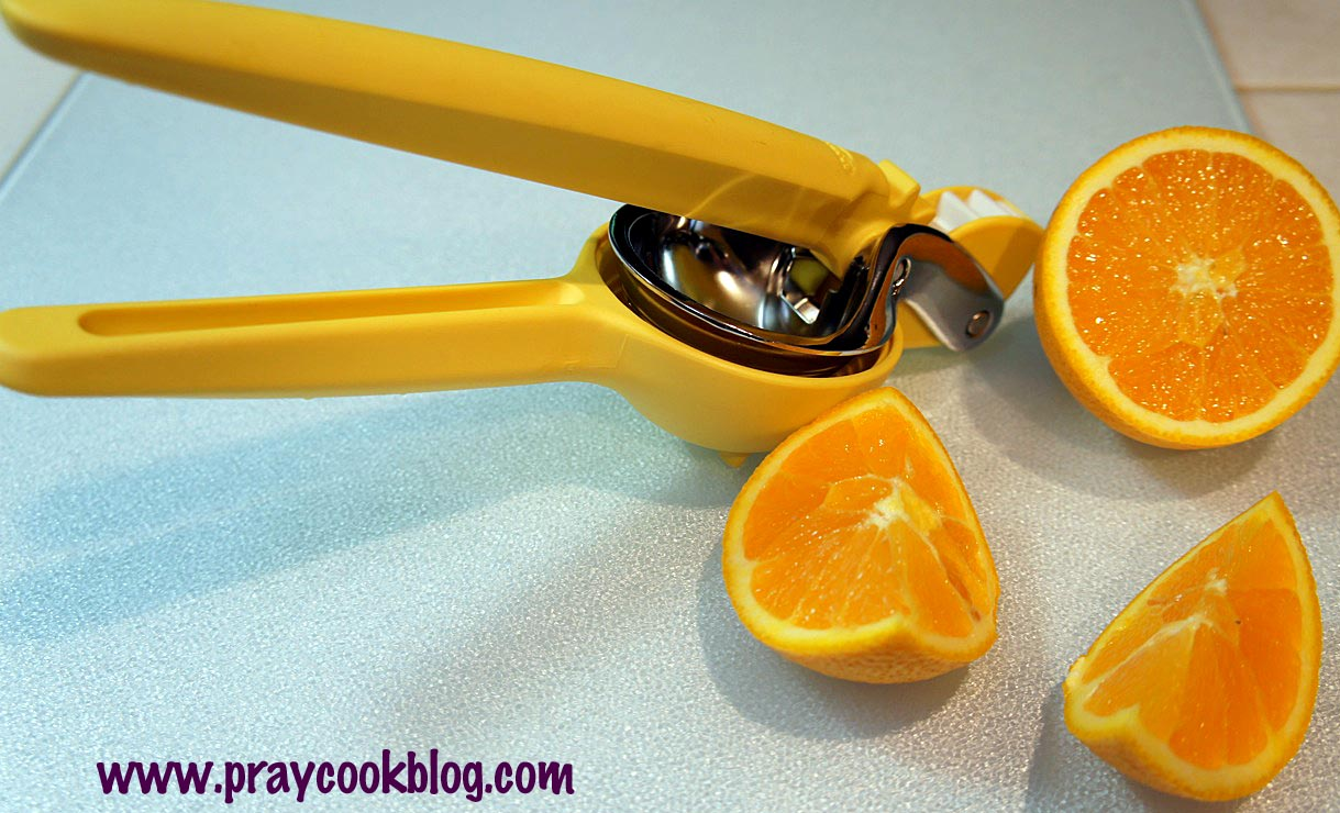 Dehydrating Oranges For Fun Gifts or For Eating / Psalm 119:103