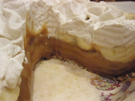 Banoffee Pie 2