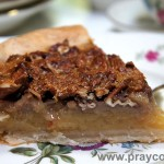 Sticky Bottom Pie Crusts