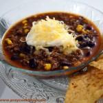 Gourmet Taco Soup