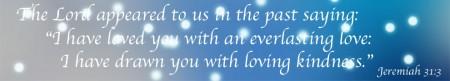 Jeremiah 31-3