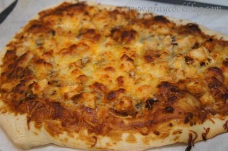 twd bbq pizza