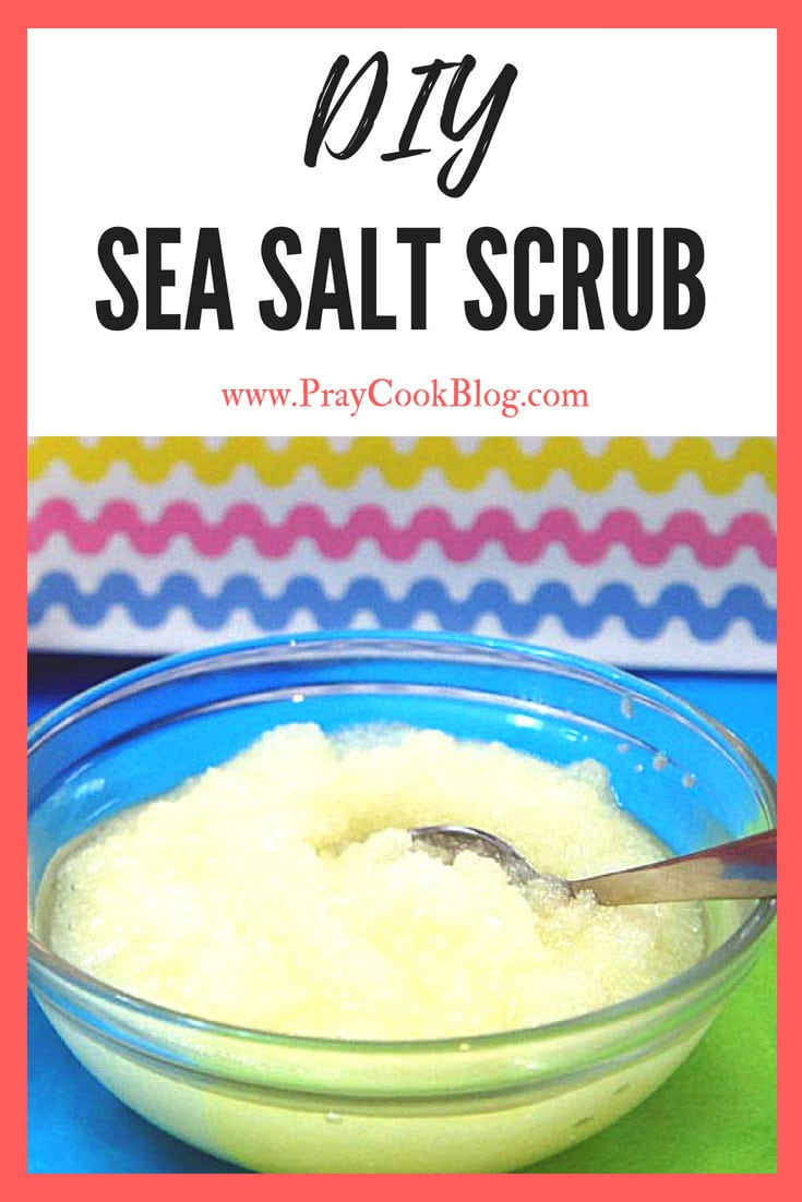 best sea salt scrub