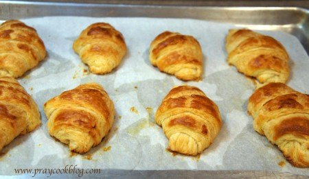 TWD First Batch Croissants