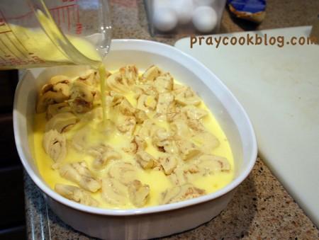 french toast egg mix