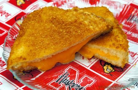 Nebraska cheese frenchee