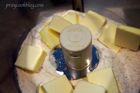 TWD Tom Galette butter