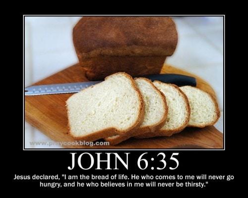 John 6-35