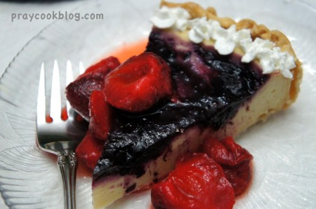 TWD Yogurt Tart Single Slice