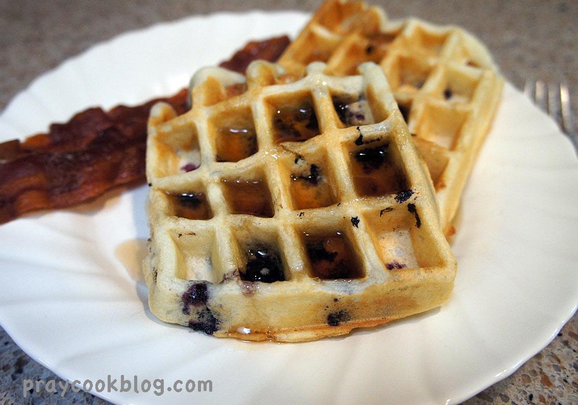 Oh Boy! Waffles