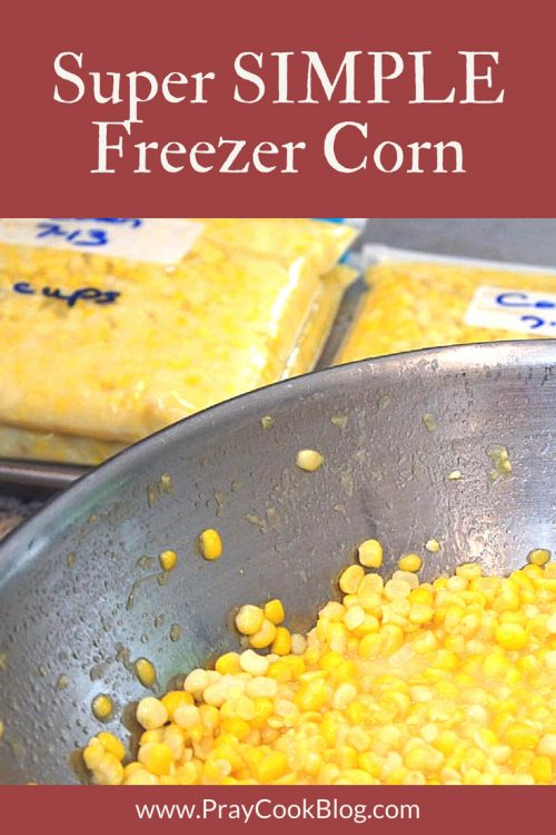 easy freezer corn