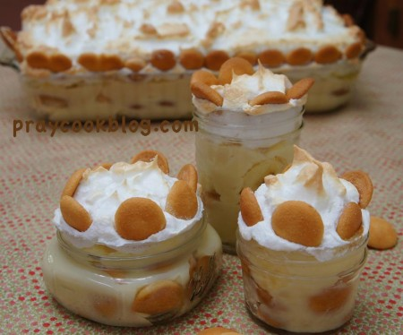 banana pudding x 3