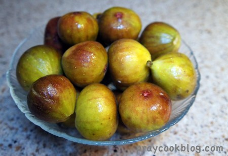 bowl of fig