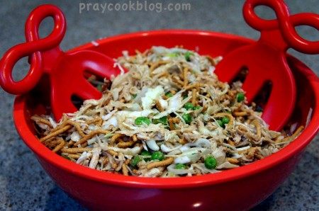 bowlful thai chicken salad