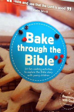 Bake Through the Bible book