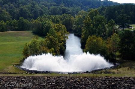 Tuscaloosa dam