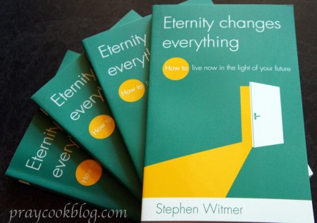 Eternity Changes Everything – Book Review and GIVEAWAY!