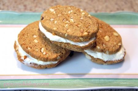 WW Almond cookie