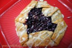 Award Winning Apple Walnut Berry Galette
