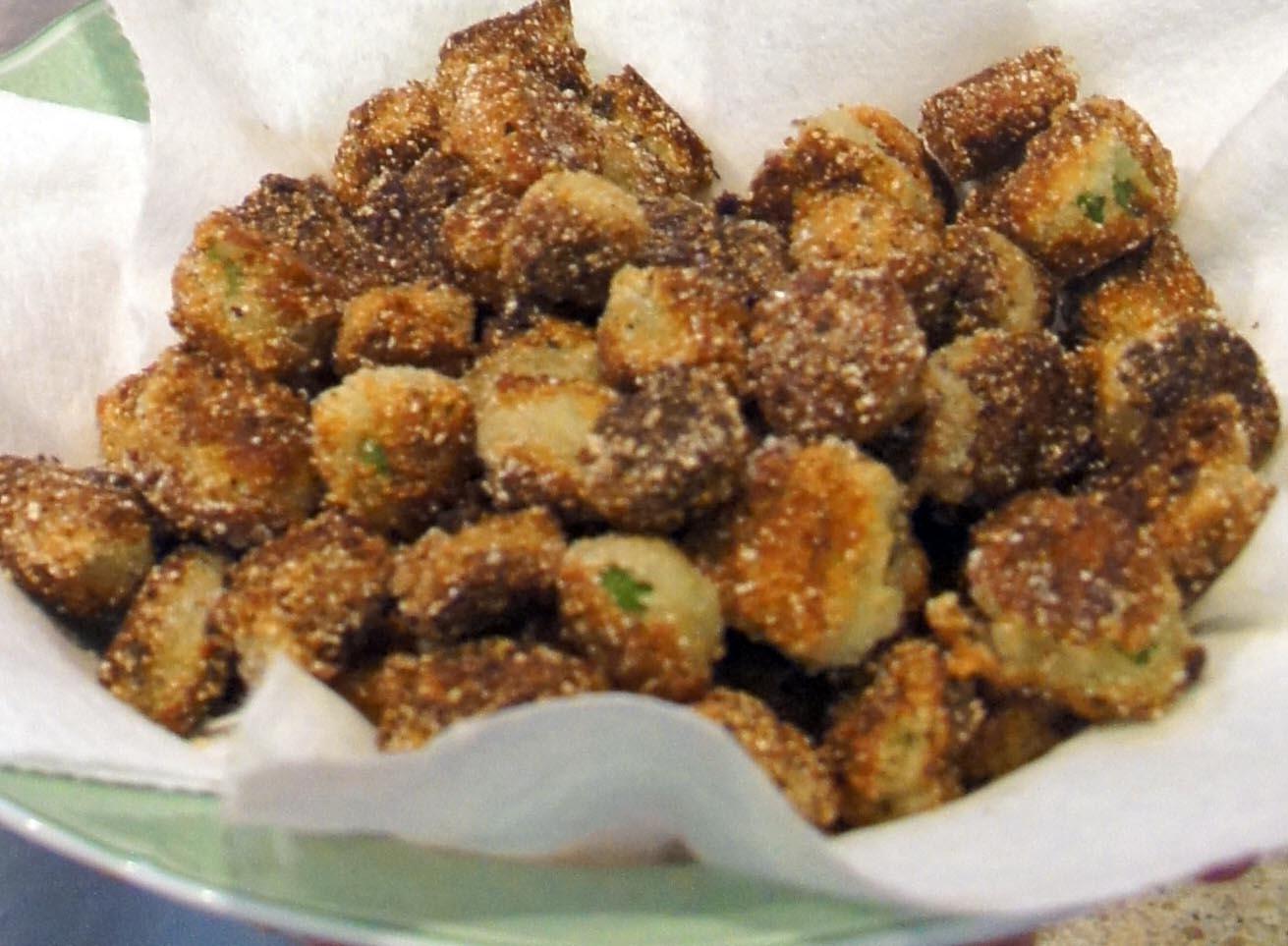 Awesome Fried Okra