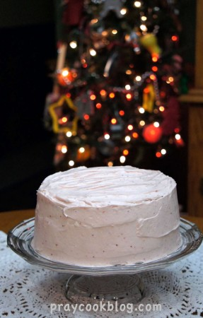 strawberry-cake-and-tree-