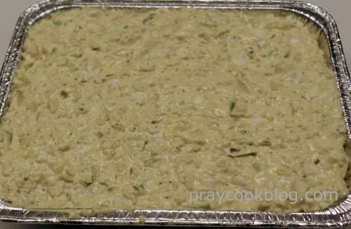 Potato Salad Panful