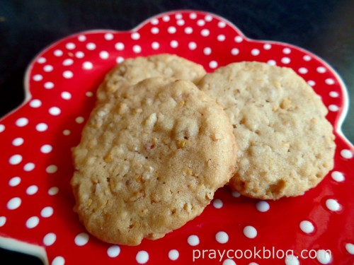 UPclose P Allen Smith cookies