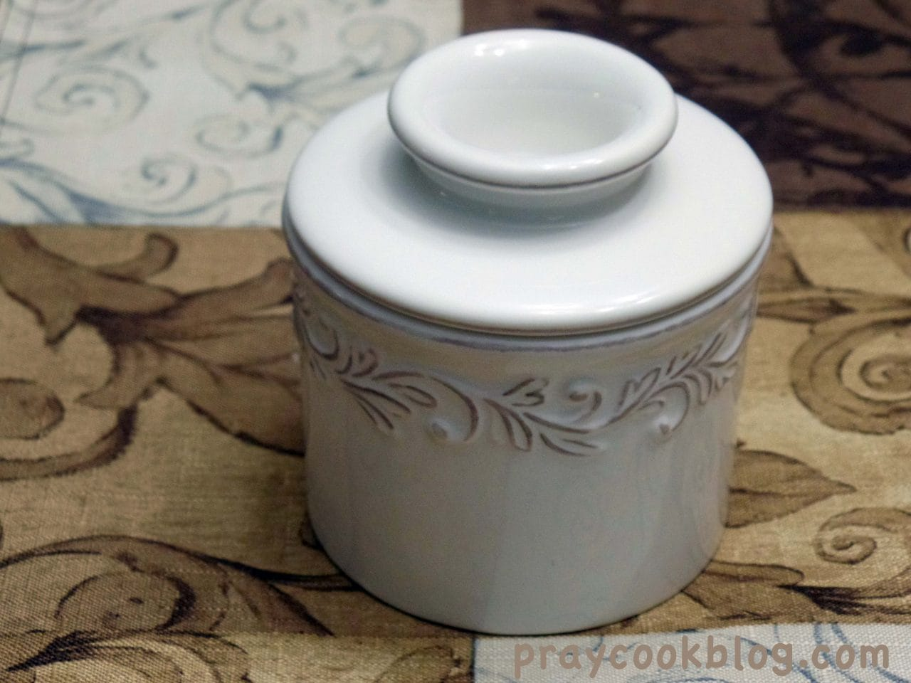 My New Butter Bell Crock … Got Butter?
