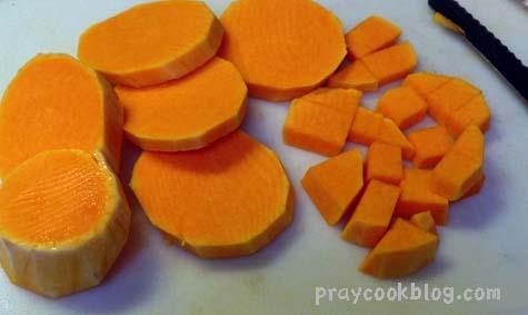 Butternut Squash, USA Pumpkin, Australia!