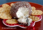 Homemade Cheese Balls with Crushed Pecans