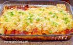 Beef Enchiladas, Simply Delicious