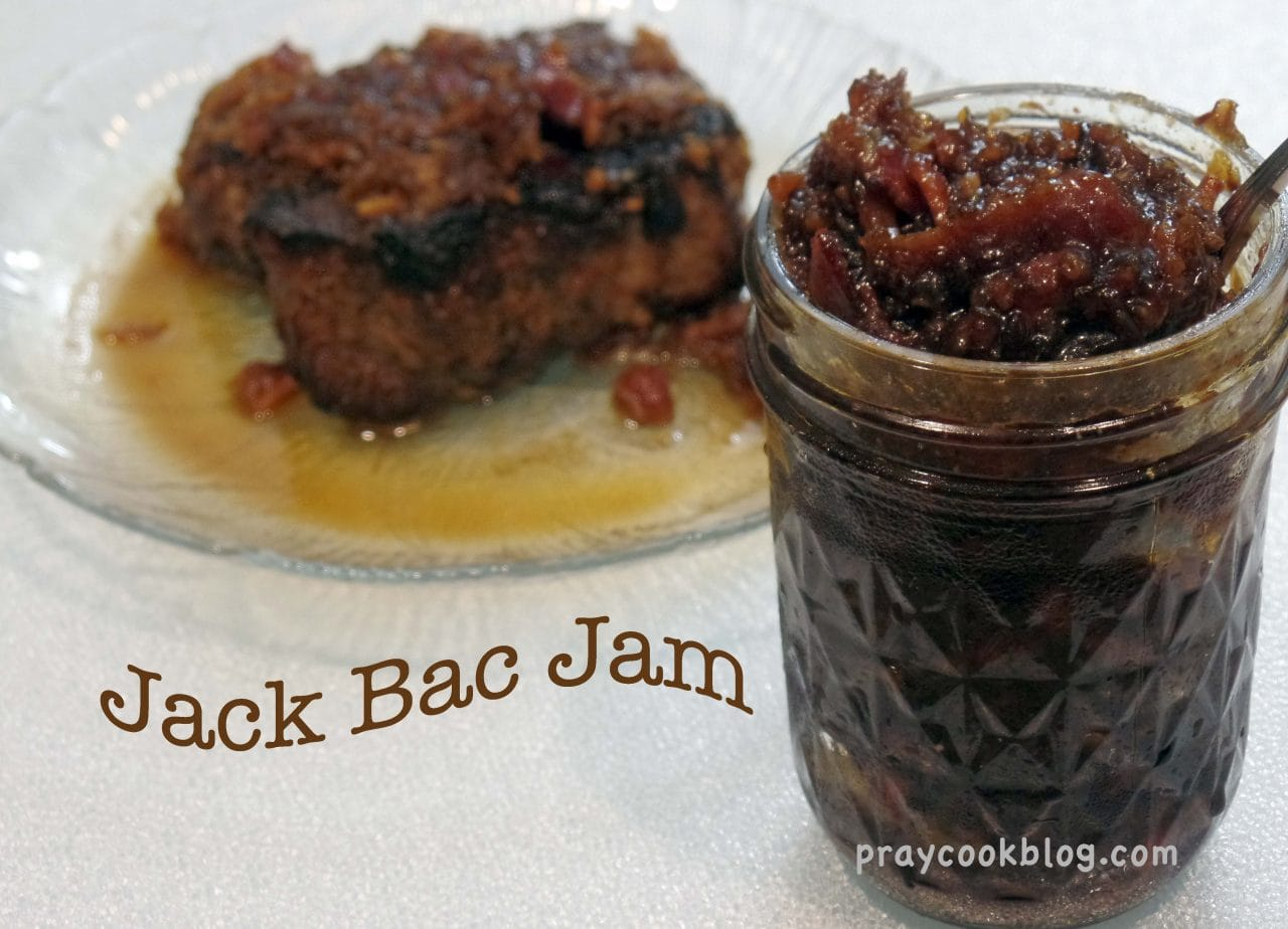 Jack Bac Jam for Holiday Gift Giving