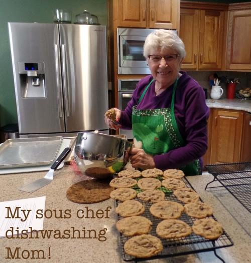 Alice Mocha Choclate Chip Cookies