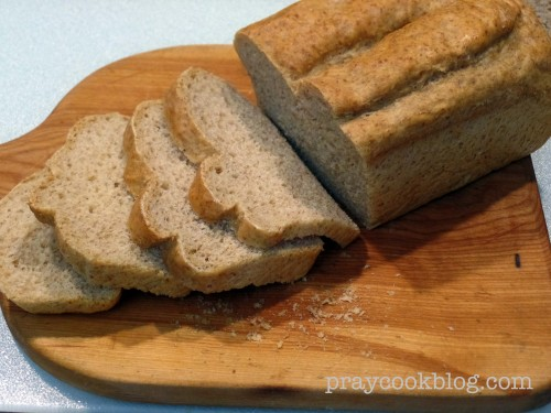 Whole Wheat and Rye Bread