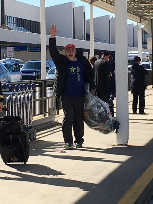 Tim at ATL Airport