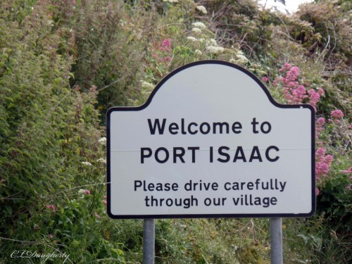 Welcome to Port Isaac