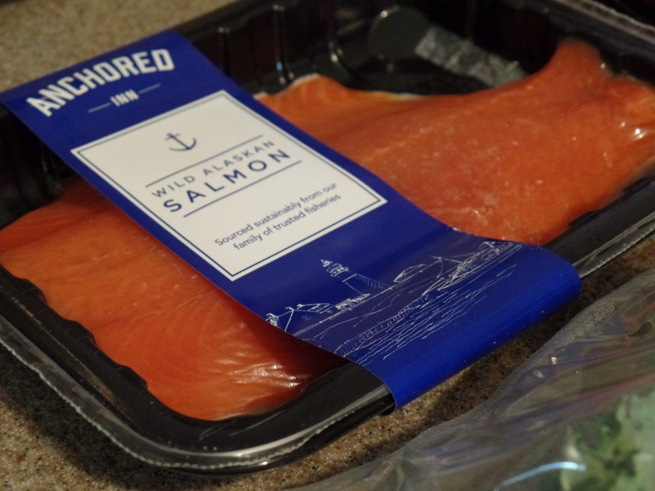 Blue apron salmon -  Blue Apron Salmon