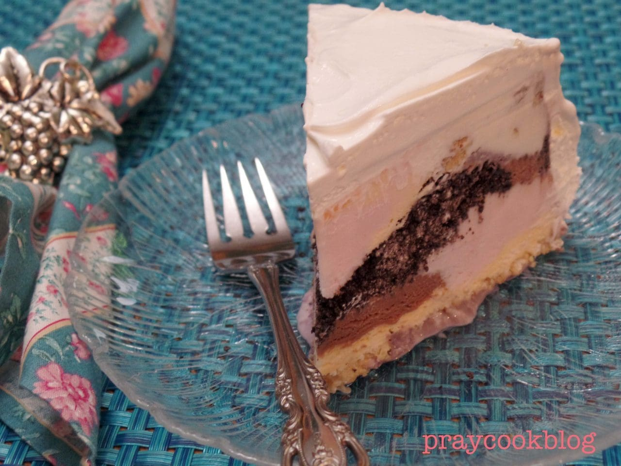 Happy 5th Blogiversary and Create Your Own Ice Cream Cake!