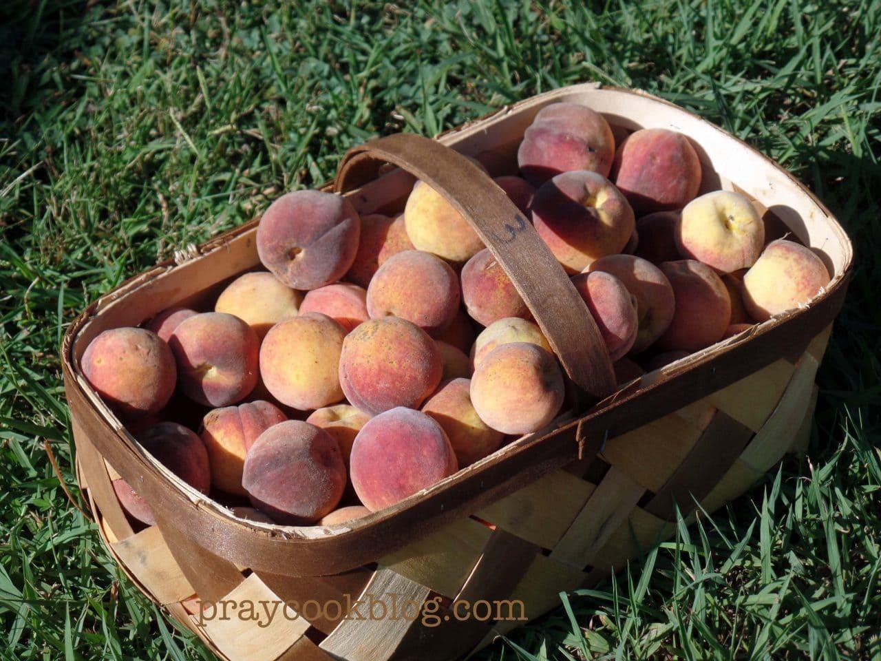 Luscious Peach Pie