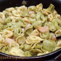 Tortellini and Shrimp