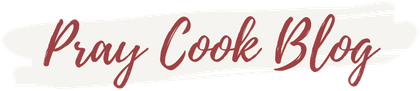 Pray Cook Blog Logo3
