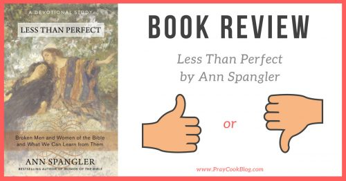 less than perfect book review facebook image