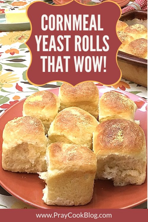 cornmeal yeast rolls that wow